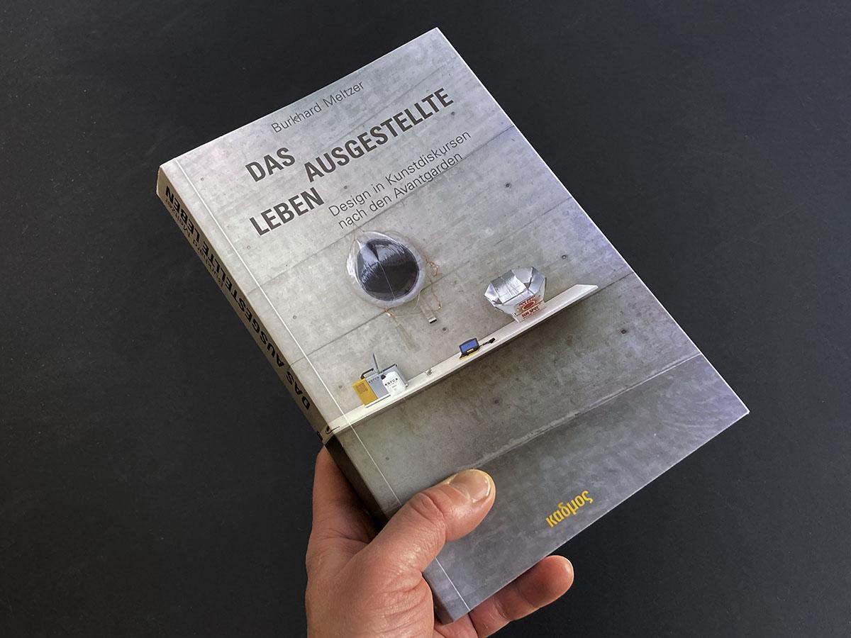 Das ausgestellte Leben, Cover