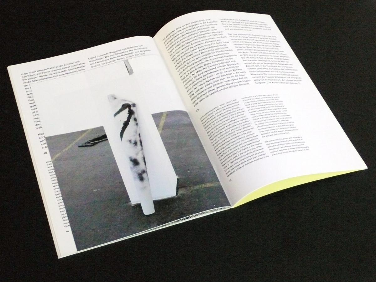 Publikation Umbau/Modification, 2007